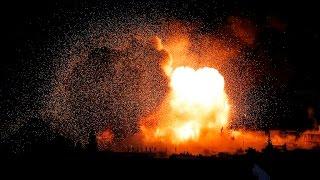 غارات مكثفة شنتها الطائرات الروسية على قرى وبلدات ريف ادلب