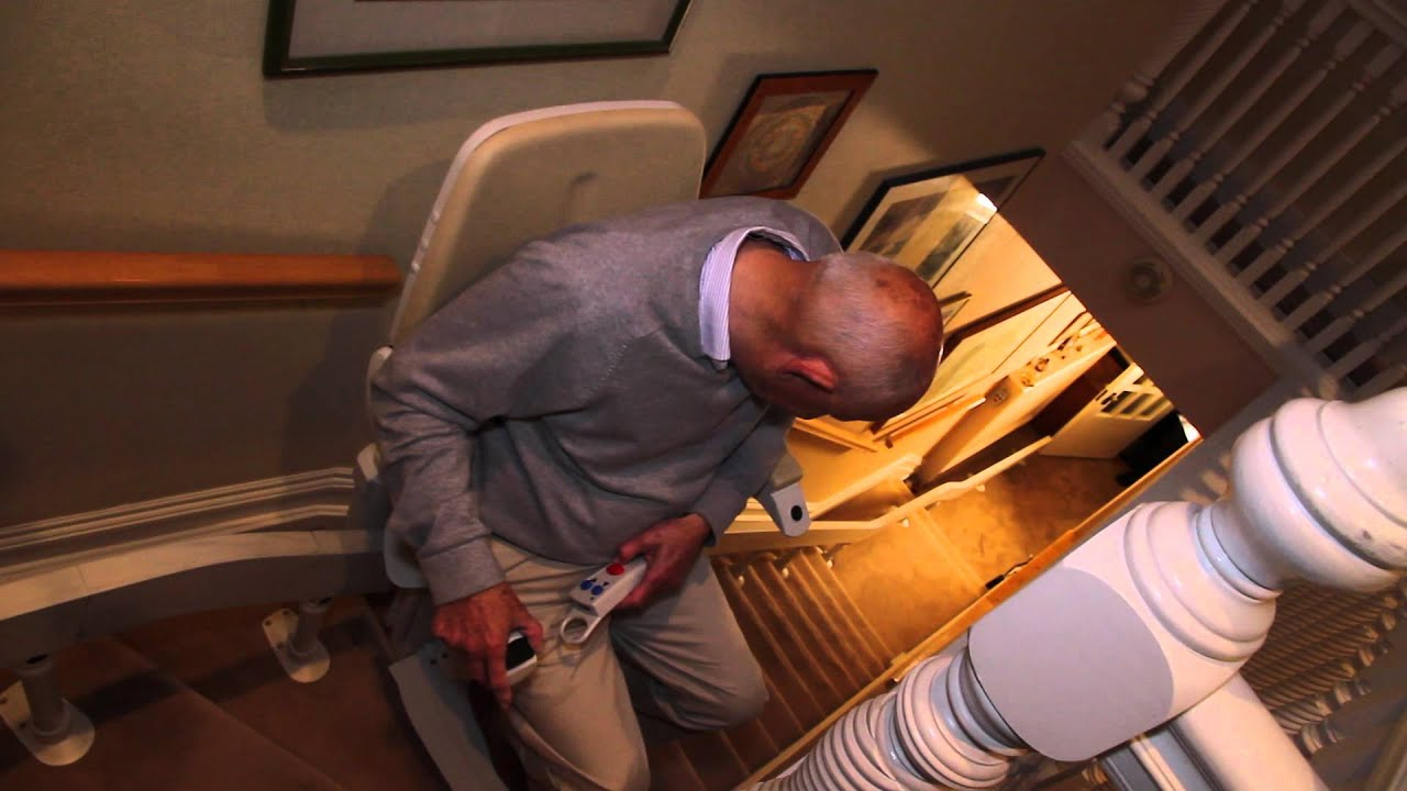 Monte escalier chaise d 39 escalier et accessoires d for Chaise escalier