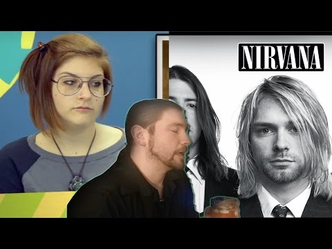 TEENS KNOW NIRVANA.....getting What You Asked For | Mike The Music Snob Reacts