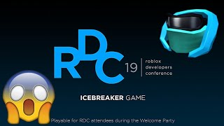 [EVENT TODAY] ROBLOX RDC EVENT GAME NEW LOGO, THUMBNAIL, DESCRIPTION, NEW EDITION OF RDC EVENT GAME!