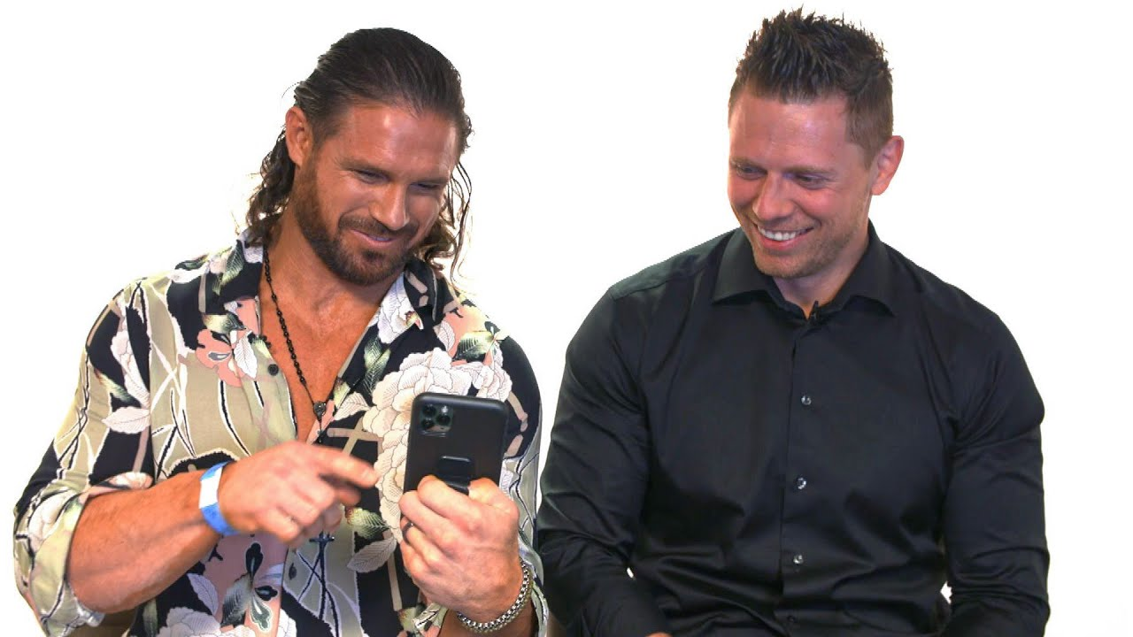 Mr. McMahon butt-dialed John Morrison: WWE What the Hell's on Your Cell?