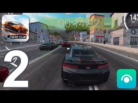 Gear Club - Gameplay Walkthrough Part 2 - High Village (iOS, Android)
