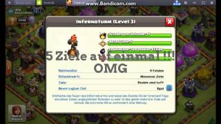 Let's play Clash of Clans #5 / X-bow , Inferno oder Artillerie