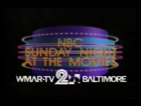 August 10, 1986 commercials with WMAR 11 PM News intro