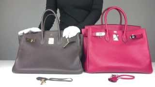 How to Authenticate Hermès Birkin Bags (Secret Vintage Collection)