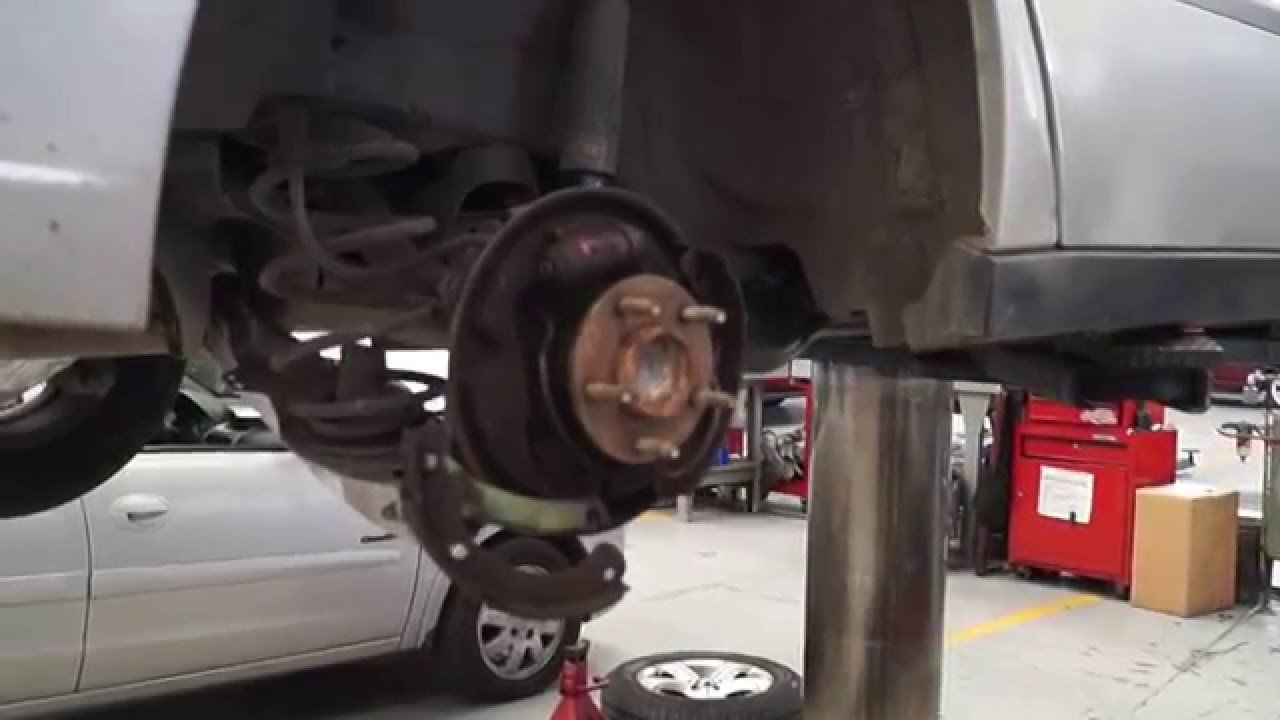 SUSPENSION TRASERA AUTO CHEVROLET - YouTube