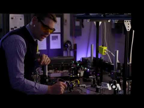 Scientists Create A New Type Of Hologram