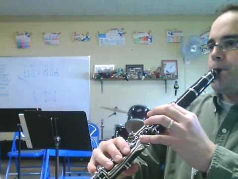 Minuet In G Clarinet_Lesson