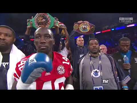 Terence Crawford-Julius Indongo 19-08-2017 Highlights Boxing Video