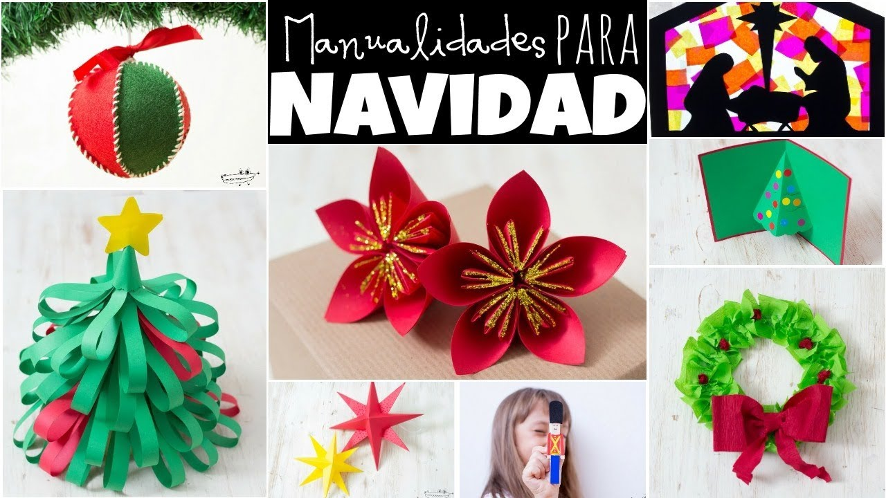 Manualidades para navidad f ciles manualidades de - Manualidades faciles navidad ...
