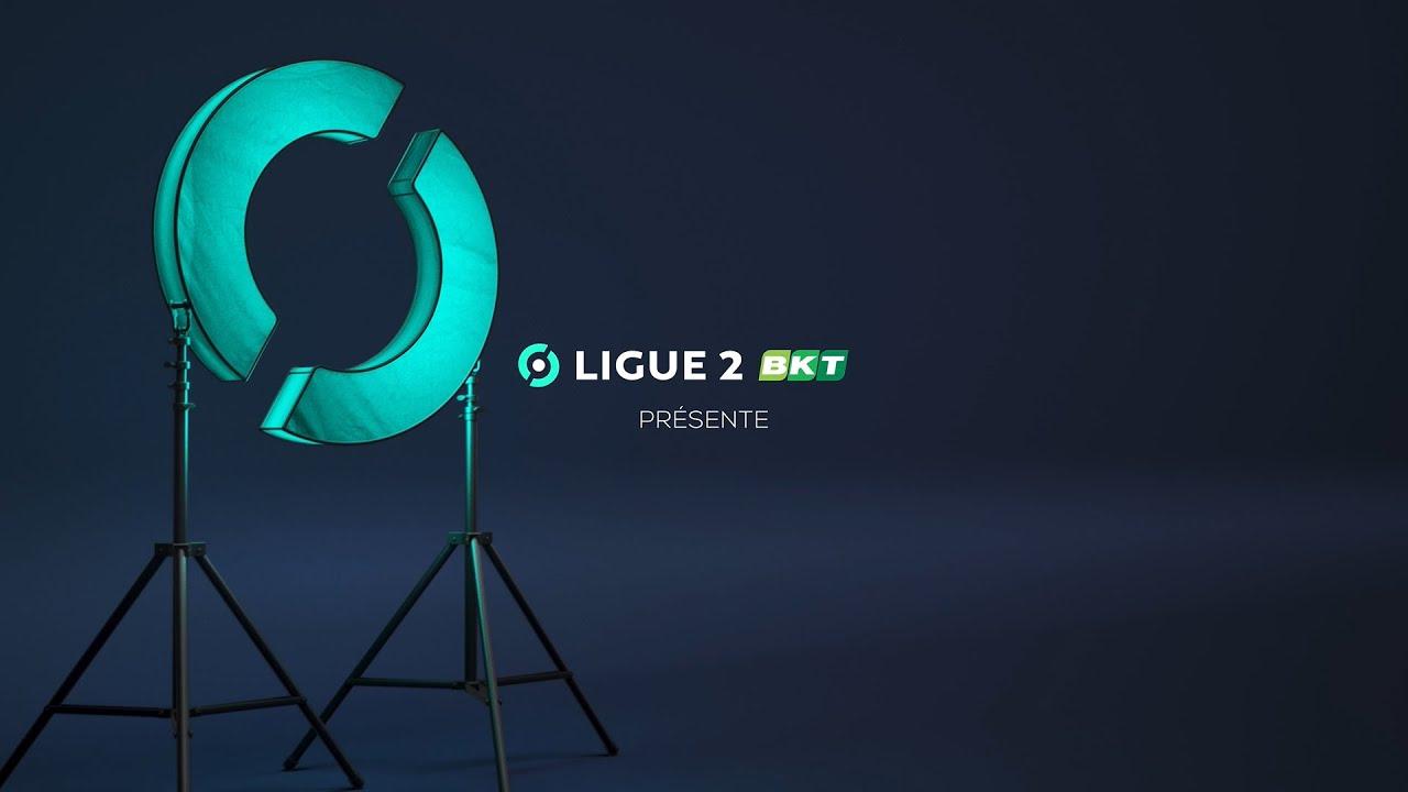 Download Le moment est venu de vous présenter le nouveau générique de la Ligue 2 BKT !
