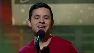David Archuleta performs 'Christmas Every Day' on Good Day LA