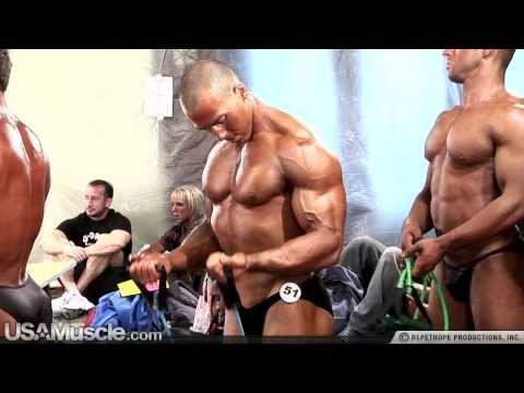 2010 Teen & Collegiate Bodybuilding Pump Room 1