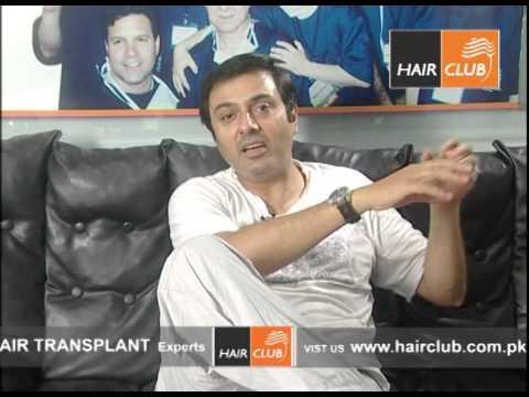 Nauman Ijaz (TV Star) - Hair Transplant Pakistan Islamabad