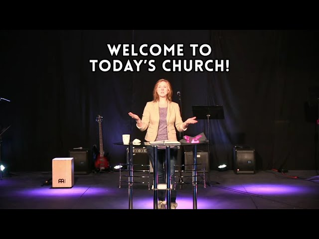 Your Answer is LOVE (Part 1) | Christie Amoyo | Today's Church Online (Nov 22, 2020)