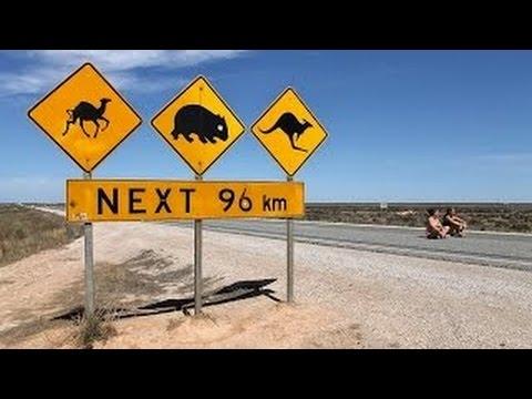 (HD) Highway durch Australien (1/2) Die Nullarbor (DOKU)