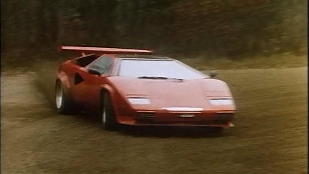 Download Speed Zone / Cannonball Fever - Lamborghini Countach Intro - Fullscreen