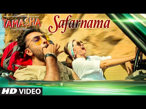 Safarnama Video Song - Tamasha