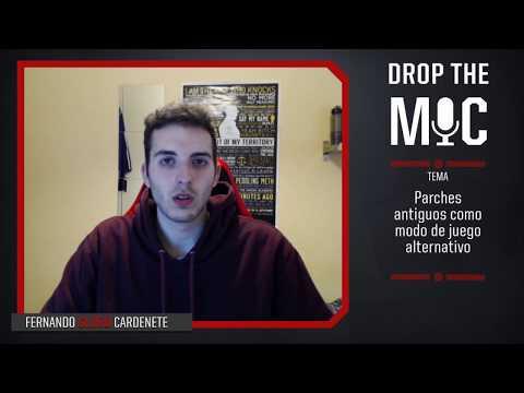 Drop the mic | Parches antiguos como modo de juego alternativo