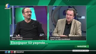 Coşkun Kamaç İle Maraton Ahmet Kızılkaya 23 03 2020