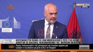 Rama: Europa te hape driten jeshile per Shqiperine | ABC News Albania