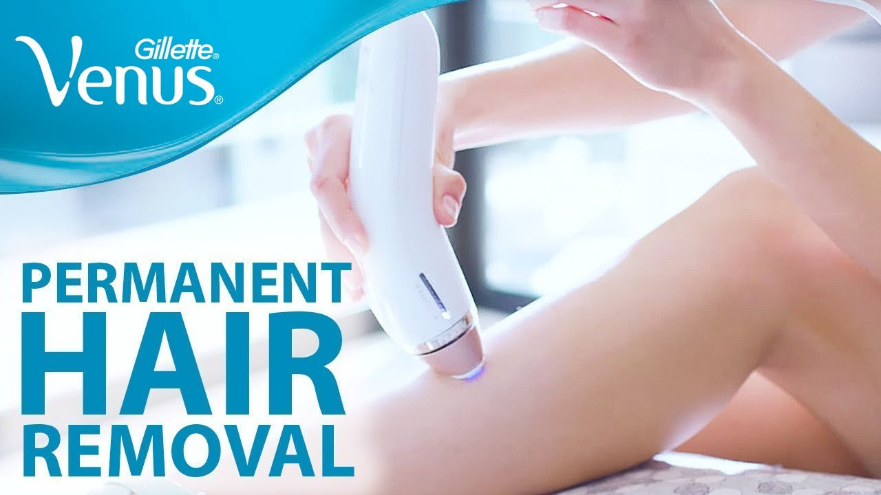 Permanent Hair Removal At Home Hair Removal Tips Gillette Venus