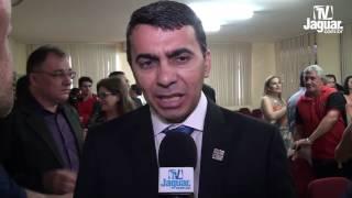 Franzé Carneiro prefeito diplomado da Ibicuitinga fala da expectativa do desafio