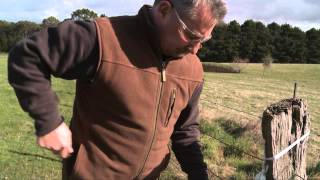 How To Build An O'briens Electric Fence For Horses