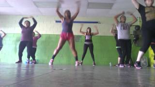 Zumba Routine to Krazy by Pitbull
