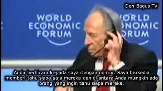 ERDOGAN ungkap kebiadaban Israel di forum ekonomi dunia (Teks Indonesia  )