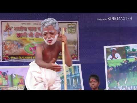 तालुकास्तरीय समूहनृत्य 2018-2019, शेतकरी नृत्य, ईडा पिडा टळू दे, बळीराजाचं राज्य
