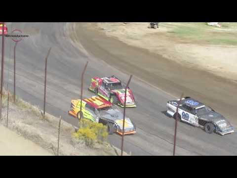 Desert Thunder Raceway IMCA Modified Main Event 9/30/18