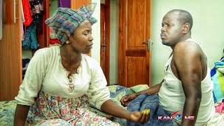 My sleep, my business! Kansiime fights for her right to sleep a little longer. African Comedy