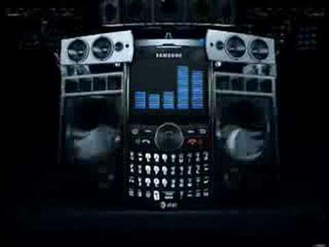 AT&T SmartPhone - BlackJack Samsung