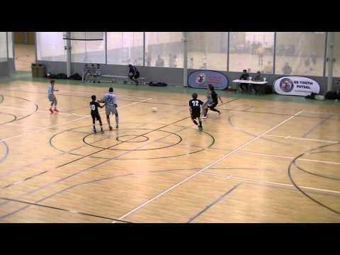 Andrew McLeod - Feb 2013 Futsal Highlights