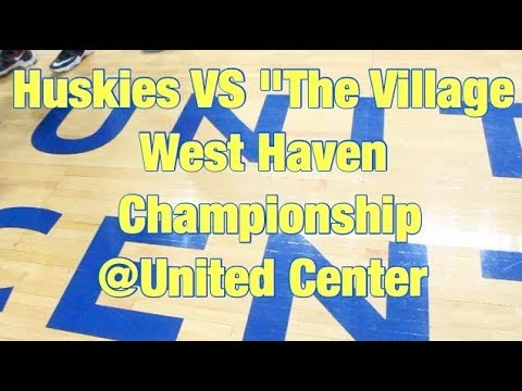 "YoungBallerzTV : Huskies VS ""The Village"" Grade School Championhip Game @ United Center 1st Half"