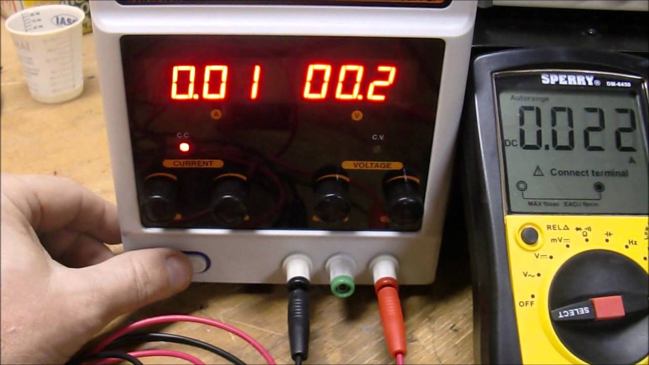 Atten Aps3005s Dc Power Supply Review Youtube 5v Symmetrical Regulated 1a Electronicslab