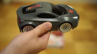 Обзор игрушки - гоночной машины Little Tikes