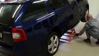 AUTOLIFT 3000 car tilting lift