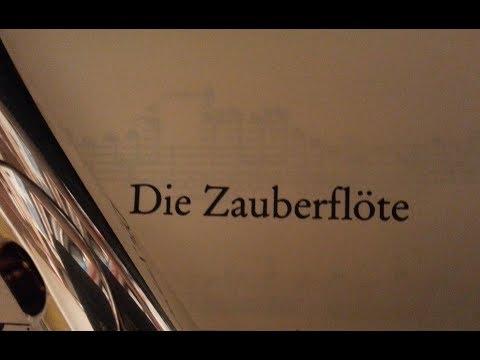 Tempo 126 bpm, Orchestral Accompaniment for Piccolo Solo Die Zauberflöte / The magic Flute