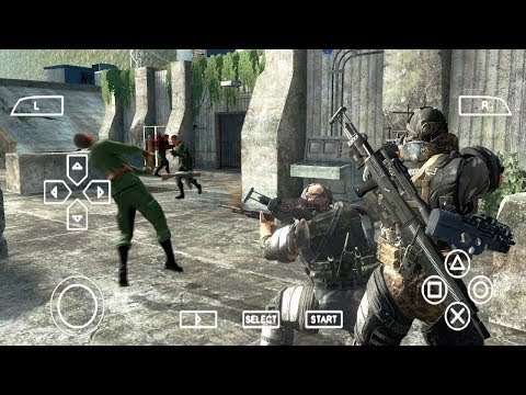 Top 10 PSP Games For Android   Best PPSSPP Emulator Games Android   Good Graphics