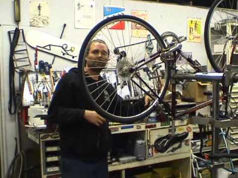 Recyclery Bike Shop, Portland Oregon