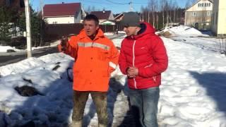 видео Бурение скважин на воду в Санкт-Петербурге и Ленинградской области