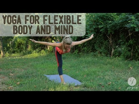 Yoga for Flexible Body and Mind: Horizonal Leap (intermediate level)