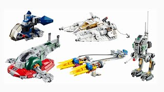 Lego Star Wars 20th Anniversary All Sets For April 2019 Rare
