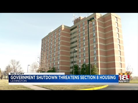 Government Shutdown Threatens Section 8 Housing