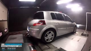Reprogrammation Moteur Renault Megane 2 1.9 DCI 130hp @ 173hp par BR-Performance