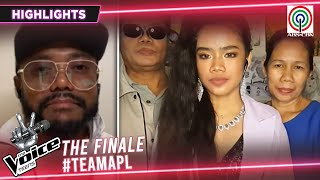 Isang Manlapaz is Team APL's Team Winner | The Voice Teens Philippines 2020