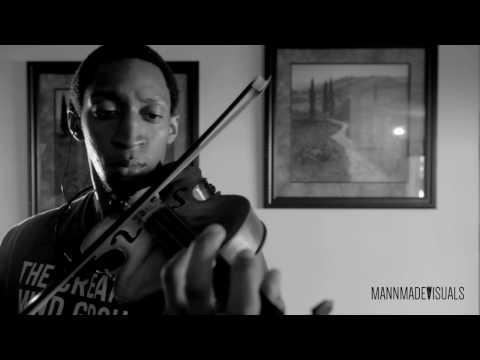 Bryson Tiller - Don't (Violin Cover) || Ian Mann