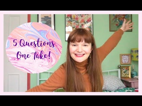 Five Questions One Take